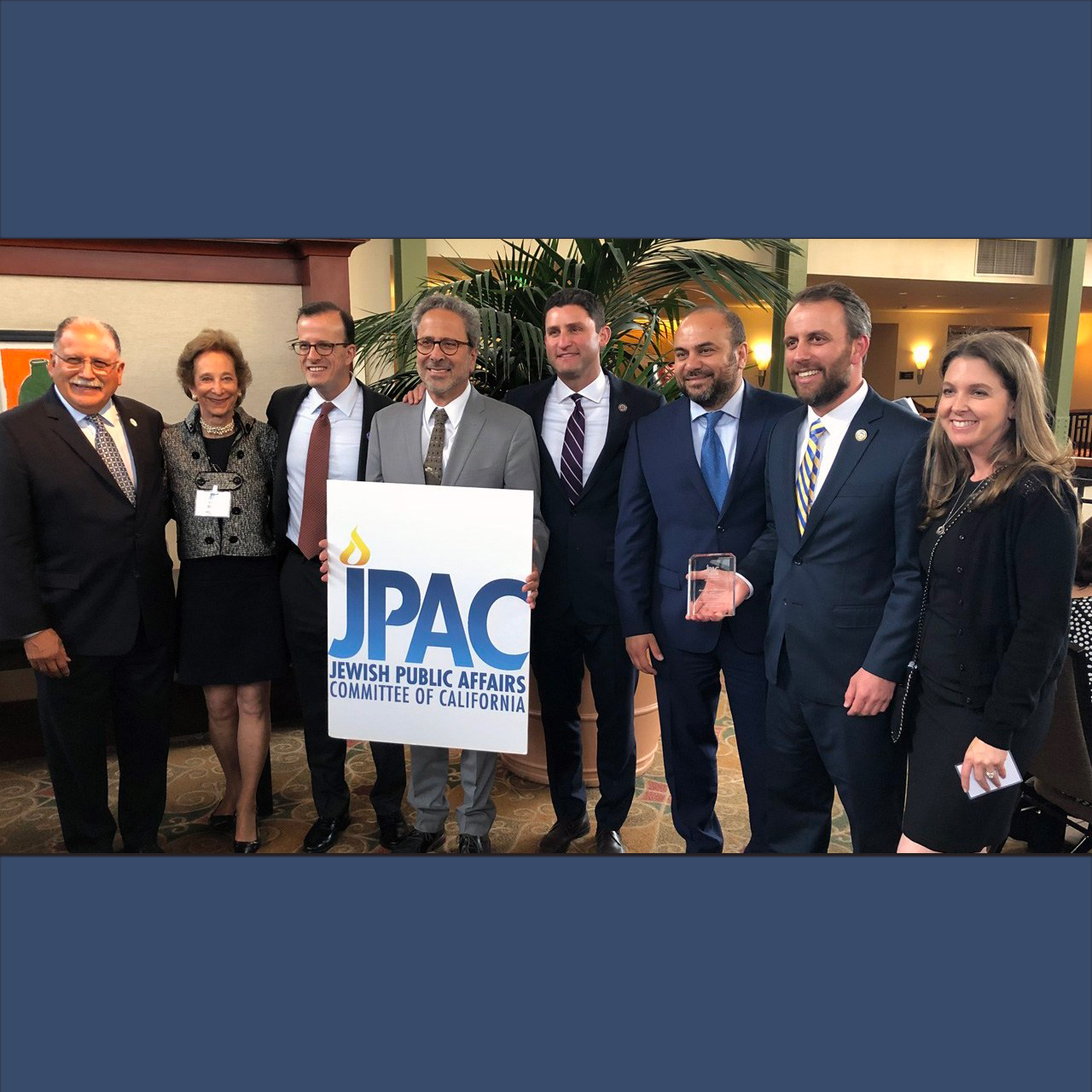 Jewish Advocates Get Face-To-Face Time With Sacramento Legislators